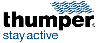 Thumper Stay Active Logo